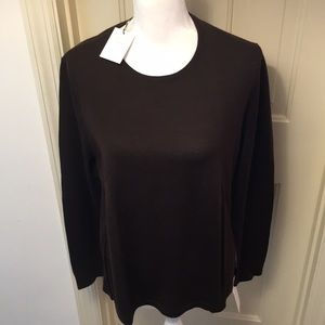 Charter Club (Macys) Merino Wool Sweater NWT